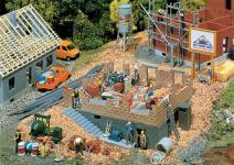 Faller 130307 Haus im Bau