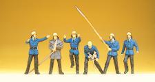 Preiser 14203 Feuerwehrmänner
