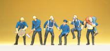 Preiser 14206 Feuerwehrmänner