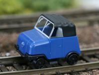 Kres 77777 Gleiskraftrad Schienentrabi