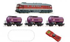 Roco 51271 Digital Startset mit Güterzug