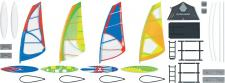 Busch 1156 Windsurfer-Set