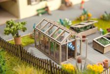 Noch 14357 Laser-Cut minis Gewächshaus