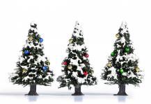 Busch 6464 Weihnachtsbäume