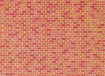 Faller 170608 Mauerplatte, Backstein
