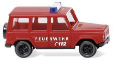 Wiking 093404 Feuerwehr MB G-Klasse