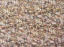 Faller 222562 Mauerplatte, Naturstein