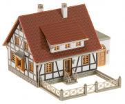 Faller 232215 Fachwerkhaus mit Garage