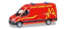 Herpa 093491 MB Sprinter Feuerwehr Wilsdruff
