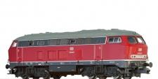 Brawa 61207 Diesellok V160 DB mit Sound
