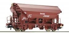 Roco 76174 Schwenkdachwagen Einzeln