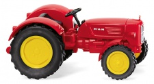 Wiking 088403 Traktor MAN 4R3