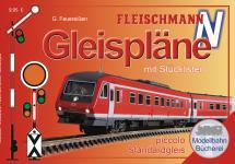 Fleischmann 81399 Gleispläne N