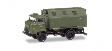 Herpa 745871 IFA L60 Koffer-LKW NVA