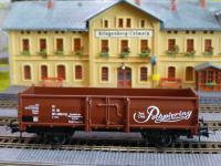 Sachsenmodelle 18584 Güterwagen Pechpiering