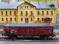 DDR Piko Offener Güterwagen der CSD