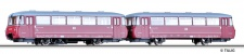 Tillig 73146 Triebwagen VT2.09 mit Beiwagen