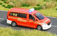 Busch 5594 MB Vito Feuerwehr mit Blinklicht
