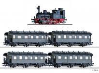 Tillig 01751 Personenzugset mit BR 89 DRG