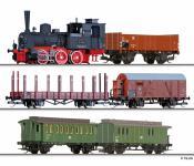 Tillig 01752 Güterzugset mit BR 89 der DR