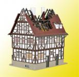 Vollmer 43728 Brennendes Haus