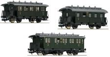 Fleischmann 481804 Nebenbahnzug