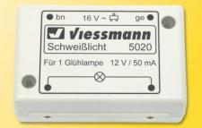 Viessmann 5020 Schweißlicht