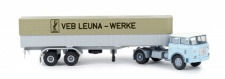 Brekina 71815 LIAZ 706 Sattelzug LEUNA