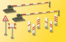 Viessmann 5700 Bahnschranke TT und N