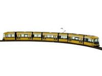 Siemens Combino Straßenbahn DVB Dresden