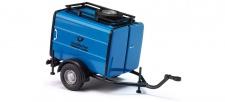 Busch 54904 Transportanhänger Blaue Post