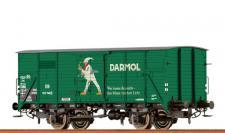 Brawa 67419 Güterwagen G10 Darmol
