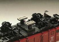 LGB 50050 LGB-Schienenreinigungsgerät