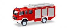 Herpa 066716 MB Atego HLF 20 Feuerwehr