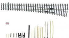 Tillig 83421 Flexsteg-Bogenweiche Bausatz