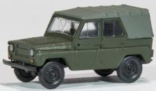 Hädl 124062 UAZ 469 Militärgrün