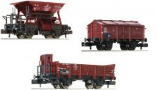 Fleischmann 822704 Güterwagenset der DB