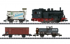 Minitrix 11631 Zugset Gütertransport DRG