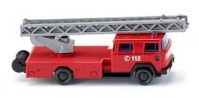 Wiking 096203 Feuerwehr Drehleiter DL 30