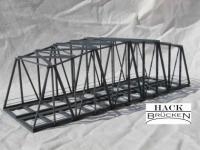 Hack Brücken B30-2 Bogenbrücke 2-gleisig