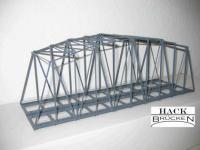 Hack Brücken B42-2 Bogenbrücke 2-gleisig