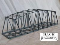 Hack Brücken BT30-2 Bogenbrücke 2-gleisig