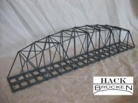 Hack Brücken BT50-2 Bogenbrücke 2-gleisig