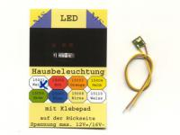 Hausbeleuchtung mit LED
