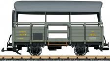 LGB 40271 Sächsischer offener Güterwagen
