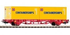 Piko 57735 Containertragwagen der DB