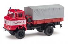 Busch 95236 IFA W50 Feuerwehr