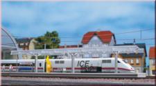 Auhagen 13303 Bahnsteig