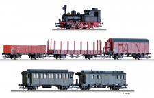 Tillig 01721 Güterzugset mit BR 89 der DRG