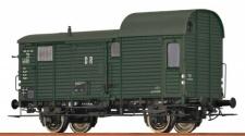 Brawa 49405 Güterzuggepäckwagen der DR